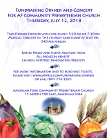 American Fork 140th Anniversary Dinner Event